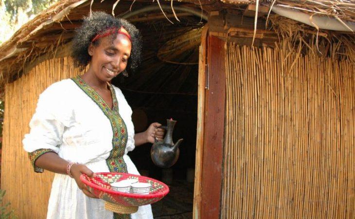 ביקור באתר משולב עם ביקור במברהטיי   – חוויה אתיופית אותנטית