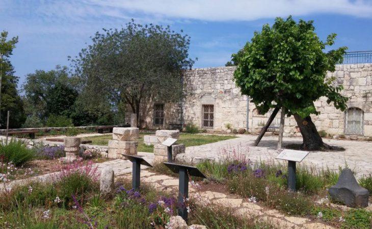 ביקור באתר +מוזיאון חניתה