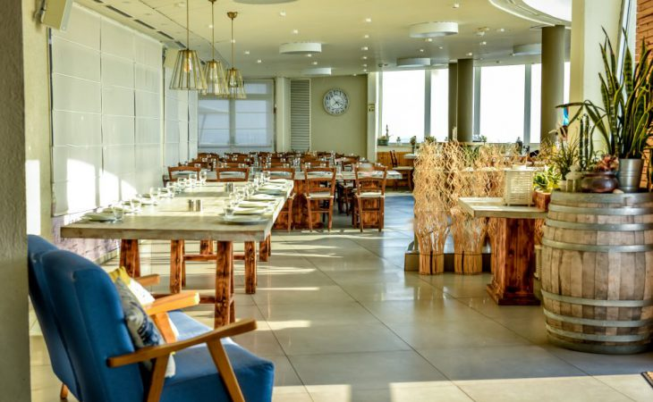 ביקור באתר משולב עם ארוחות במסעדת הצוק- מסעדת שף כשרה למהדרין