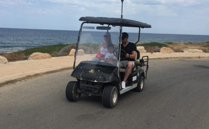 ביקור משולב עם אופניים/רכבים חשמליים